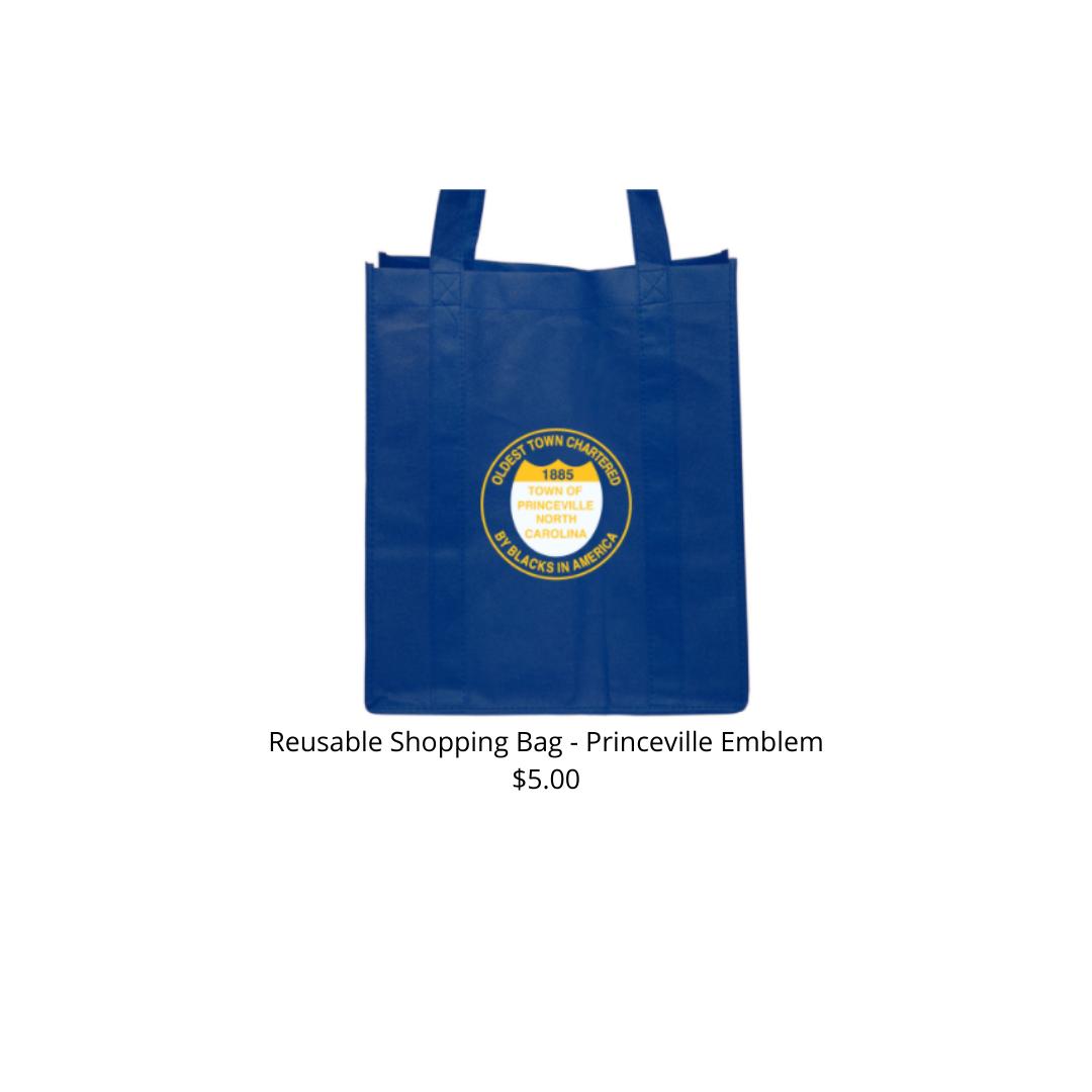 Reusable Shopping Bag Blue